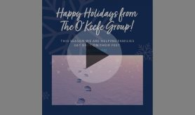 O'Keefe Holiday Card